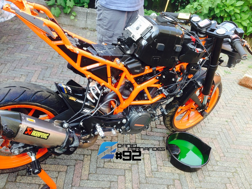 New coolant rc390