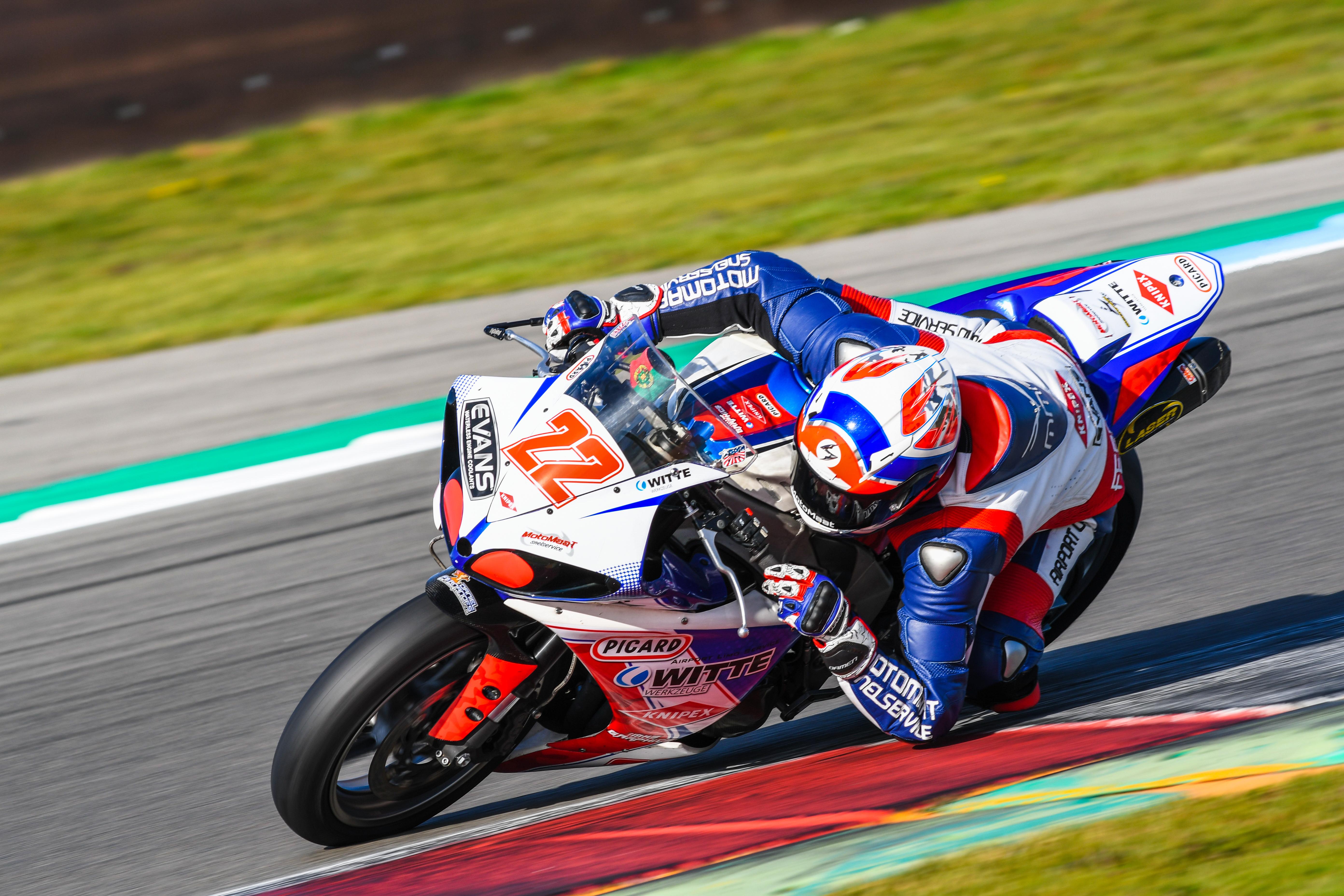 Daniel Fernandes race
