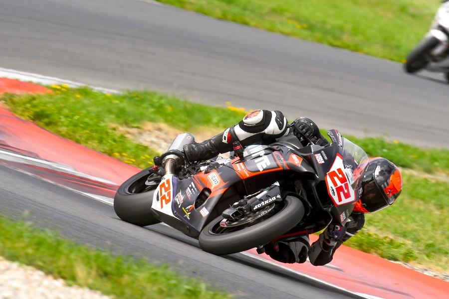 OW CUP Oschersleben, Daniel Fernandes, R1 RN32 racing